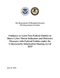 Dhs Cisa Org Chart Protection And Immunity Under Cybersecurity Information