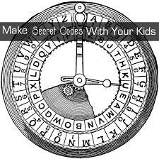 Secret Codes Secret Messages Grandma Ideas