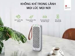 Đánh giá máy lọc không khí LG PuriCare mini giá 4,5 triệu đồng