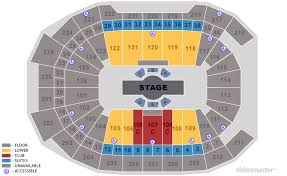 Veritable Giant Center Seating Chart End Stage 2019
