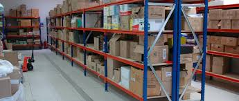 heavy duty racking for stockrooms