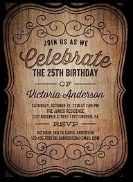 Birthday Invitations Classy 50th Birthday Party Invitations