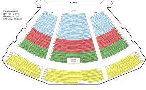 Smoky Mountain Opry Theater Seating Chart