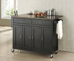Kitchen Island Cart With Garbage Bin Islands Carts Joss For Prepare