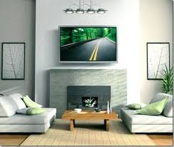 fireplace designs with tv above living room ideas with over fireplace flat screen s above fireplaces