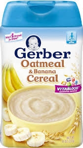 Gerber Whole Wheat Baby Cereal 8 Oz