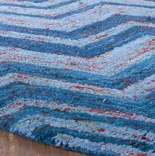 safavieh nantucket blue chevron rug