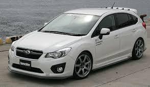 subaru impreza 2015 hatchback white. Beautiful White Charge Speed 20122015 Impreza 5Dr Full Lip Kit OE To Subaru 2015 Hatchback White I