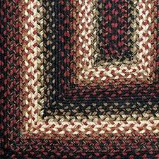 primitive braided rug jute country rugs whole primitive braided rug
