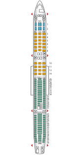 seat map rate your flight