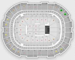 Acc Centre Seating Chart 3d Map Of Air Canada Centre