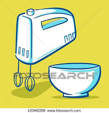 kitchen mixer clipart.  Kitchen Clip Art  Kitchen Mixer Illustration Fotosearch Search Clipart  Illustration Posters Drawings Inside Clipart