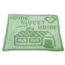 Home Sweet Home Doily Crochet pattern by Kathleen Fields