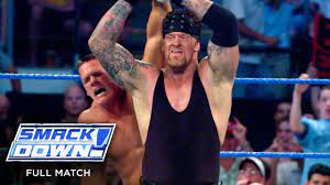 FULL MATCH - Undertaker vs. John Cena ...