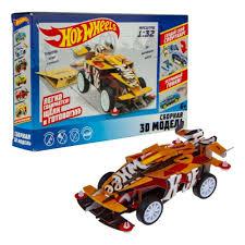 <b>Сборная модель Hot</b> Wheels Т16975 Машинка Winning Formula ...