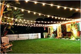 outdoor lighting ideas for backyard. Lighting Ideas For Backyard Outdoor A Party Finding Decorative Homes Landscape
