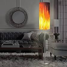 Wie könnte man entscheiden welche schlafzimmer lampe, bzw. Stehleuchte Modern Minimalist Schlafzimmer Bett Stehleuchte Lichter Des Feuers Lampen Amazon De Beleuchtung