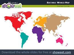 Editable World Map Authorstream