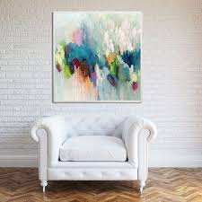 GICLEE print, abstract painting up to 40x40, extra large wall art, Abstract  Art