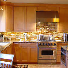 Granite Kitchen Backsplash
