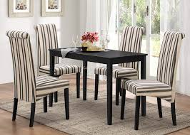 set of 4 dining chairs. Carmen Dining Set With 4 Chairs Of