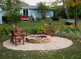 diy patio with fire pit. Fire Pit DIY Contemporary-landscape Diy Patio With S