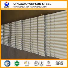 grey and white corrugated roof sheets per sheet