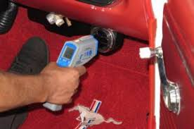 how to install an aftermarket hvac in a vintage mustang keep cool a classic auto air a c upgrade for your mustang