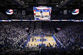 Sports Arena Seating Chart Described Rupp Arena Seating View Virtual La Sports Arena