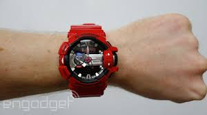 casio s newest g shock has a giant dial for complicated music casio s newest g shock has a giant dial for complicated music control