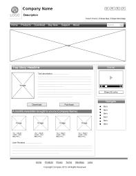 Website Wireframe Template New Web Wireframe Template Engneeuforicco