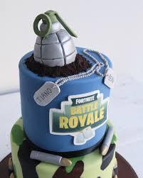 Fortnite Birthday Cake Fortnite Cakes In 2019 Teen Boy Birthday