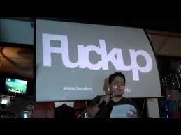 Resultado de imagen de fuckupnights.com