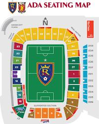 Rsl Stadium Seating Elcho Table