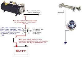 train air horn valve wiring diagram data wiring diagrams \u2022 Champion Air Compressor Wiring Diagram train horn wiring installation instructions free vehicle wiring rh addone tw air horn assembly air horn relay