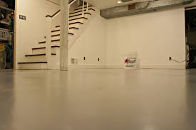 how to clean the concrete garage floor of how to clean concrete floor before painting thefloors co