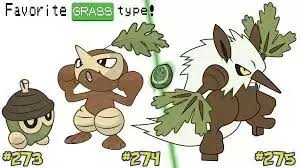 Pokemon Geodude Evolution Chart What Is The Evolution Chart Of Nuzleaf Quora