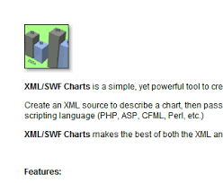 Flash Charts Online Graphs With Flash Graphic Design Blog