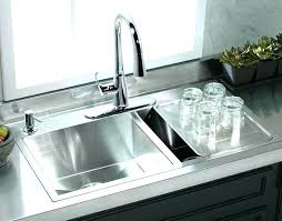 kitchen sinks and faucets kitchen sink faucets kitchen sink the best stainless steel sinks fresh on