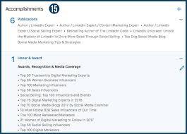 How To Write A Profile Linkedin Training How To Write The Perfect Linkedin