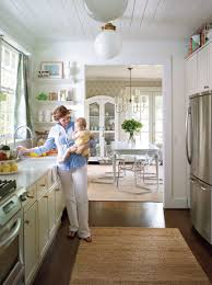 Southern Living Kitchens Small Kitchen Design Ideas Southern Living