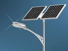 solar street lighting system 6watt