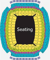 Houston Reliant Stadium Seating Chart Nrg Stadium Nrg Park