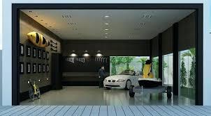 garage interior. Garage Interior Mesmerizing Modern Colors Contemporary Simple Walls Plywood .