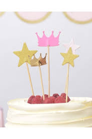 Princess Party Cake Topper Set Gartner Studios Roobee By Mara Mi