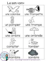 French worksheets and online activities. Teaching Phonics In French Teaching French Immersion Ideas For The Primary Classroom