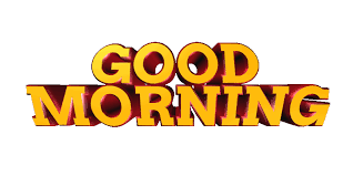 Good Morning Text Sticker for iOS & Android | GIPHY