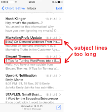 Sales Lines 25 Best Email Subject Lines To Boost Open Rates In 2019