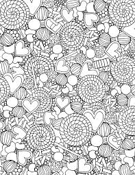 Small Picture alisaburke free candy coloring pages Adult Coloring Pages