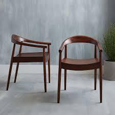 modern dining arm chairs. lena mid-century dining armchair modern arm chairs